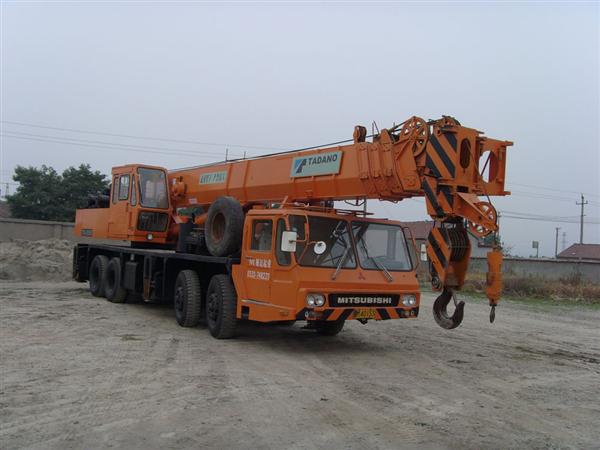 Xe cẩu 25 tấn